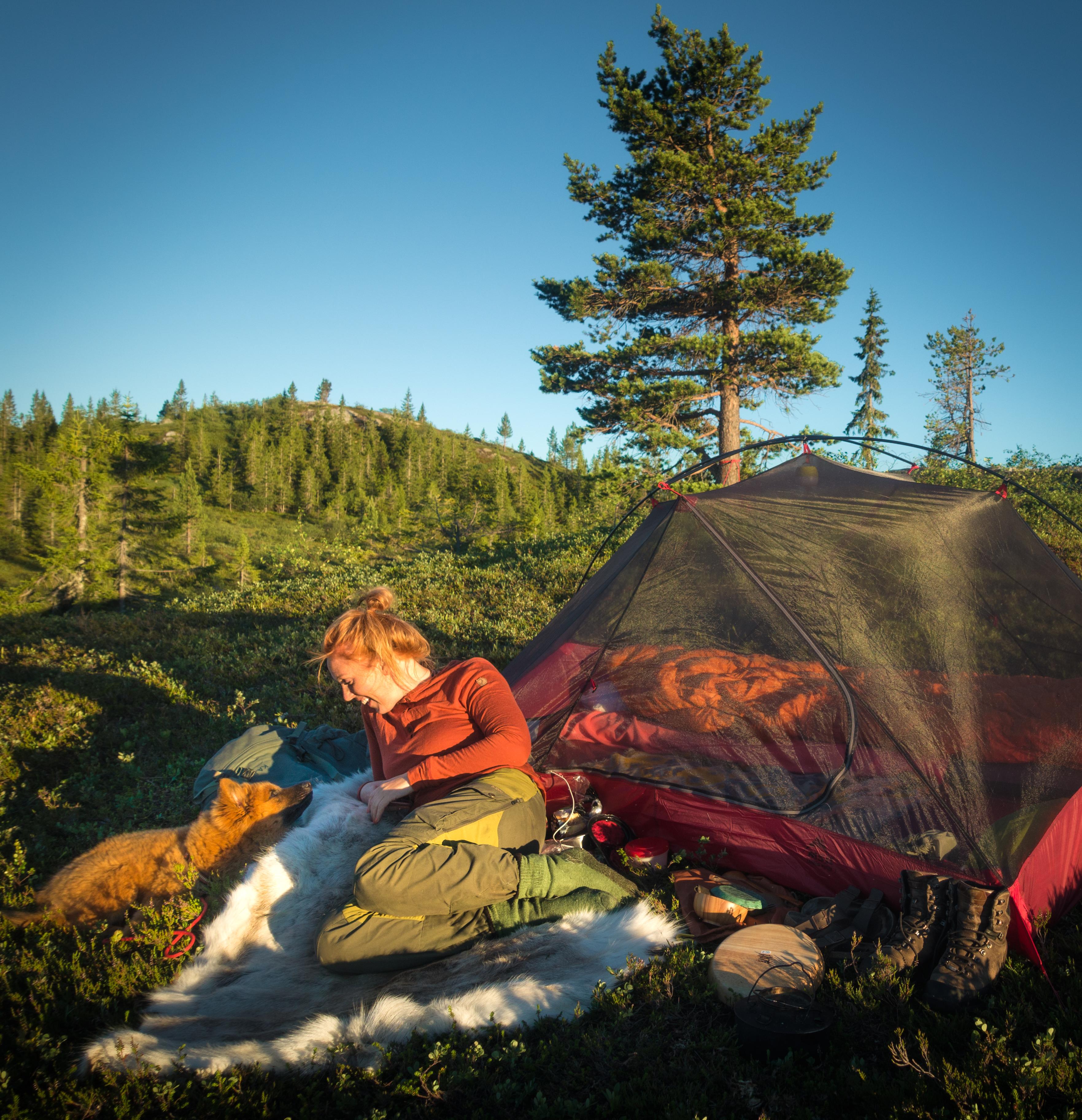 10 smarte ting du må ha med på telttur | Hekta På Tur